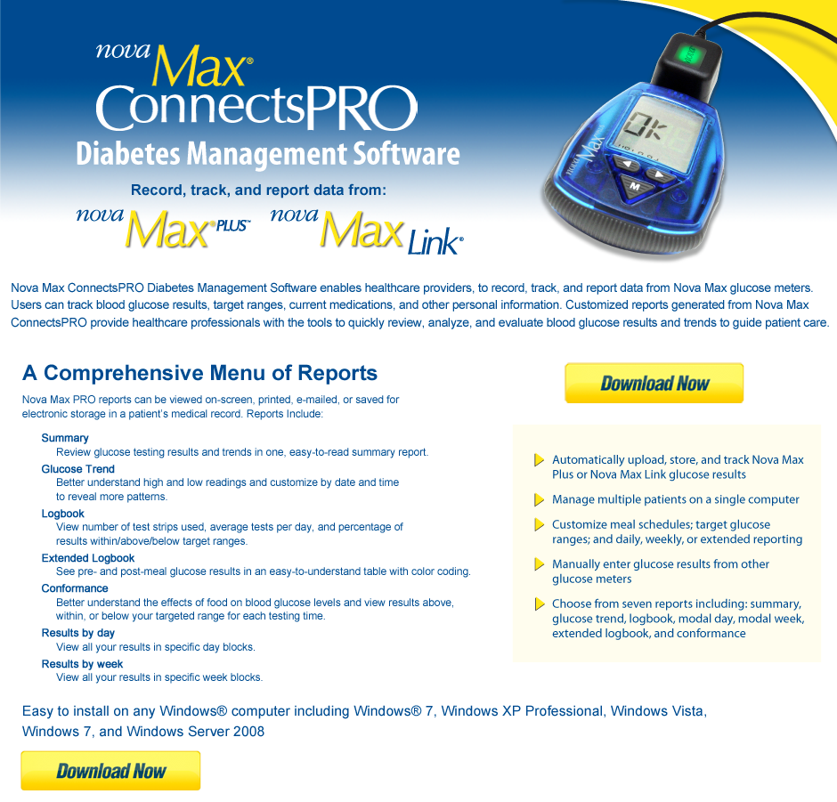 Nova Max ConnectsPro Software Download